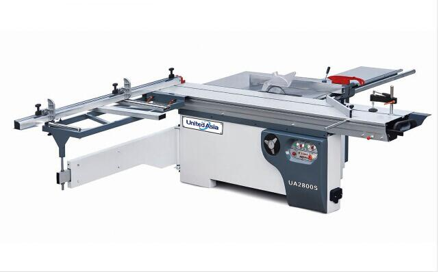 UA2800S sliding table saw