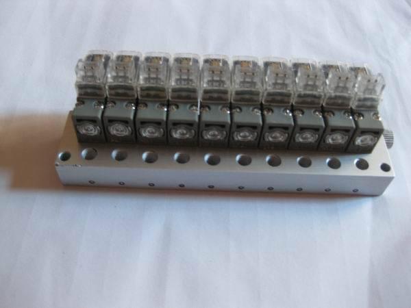 SY series mini solenoid valve