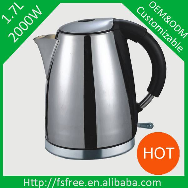 Hotel stainless steel elecrtic kettle