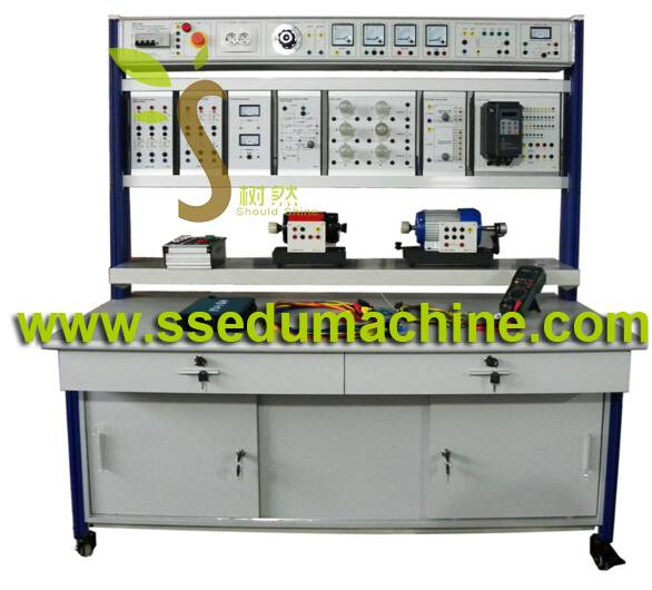 Power Electronics Trainer Didactic Equipment Lab Equipment Institutional Furniture