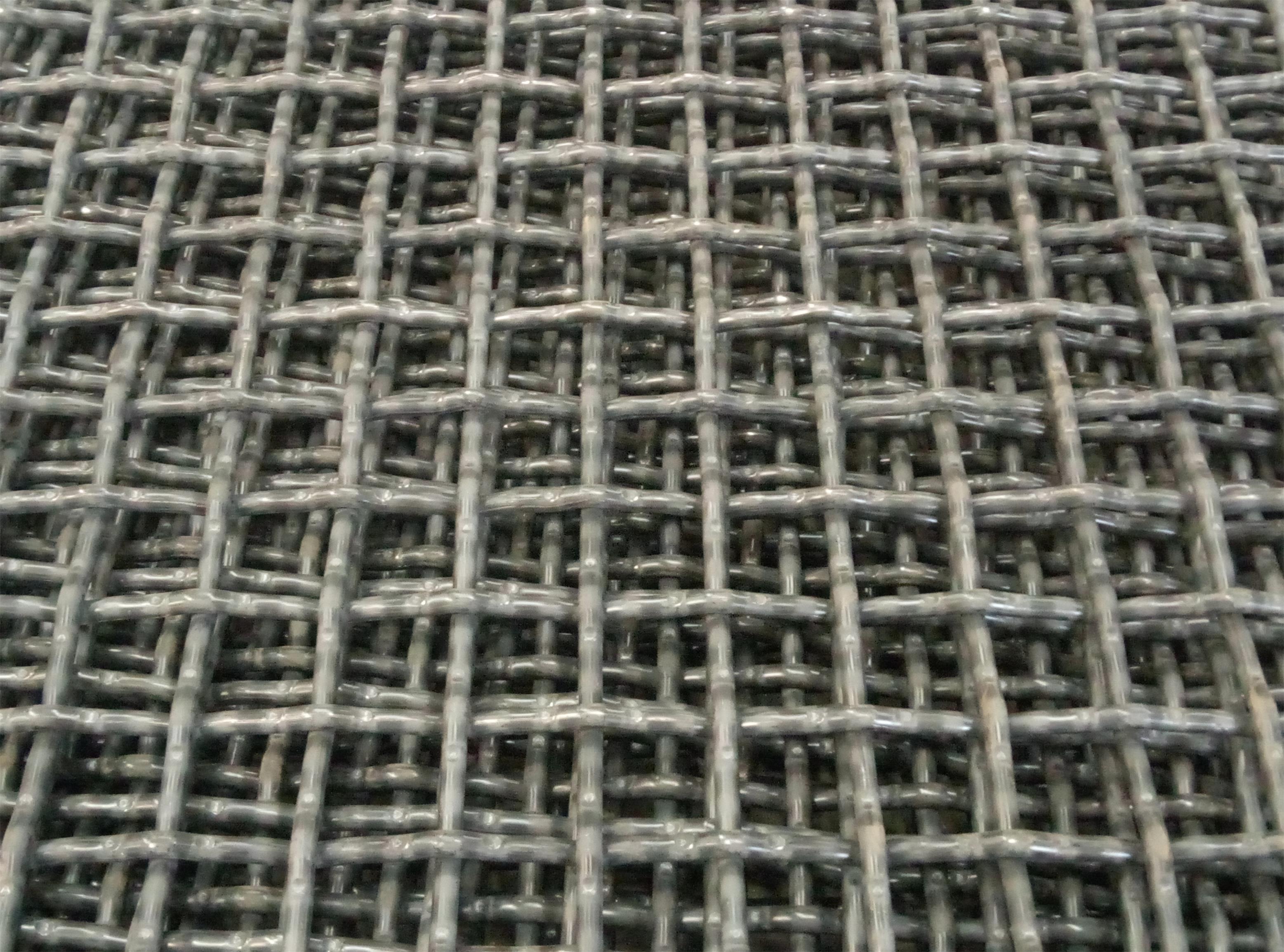 top quality crusher screen mesh (8 years factory)