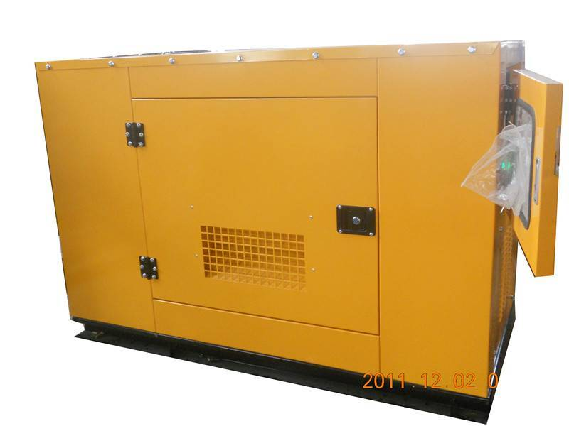 15kW natural gas generator set