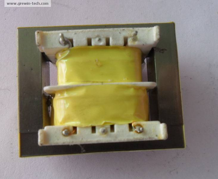 PCB low frequency transformer