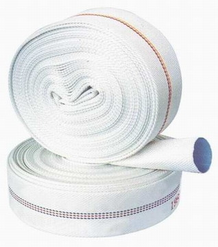 fabric fire hose lined with rubber