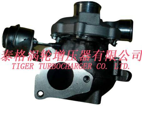 high quality of turbocharger 282012A110 for KIA