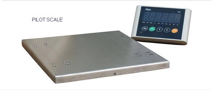 Ultrathin Platform Scale