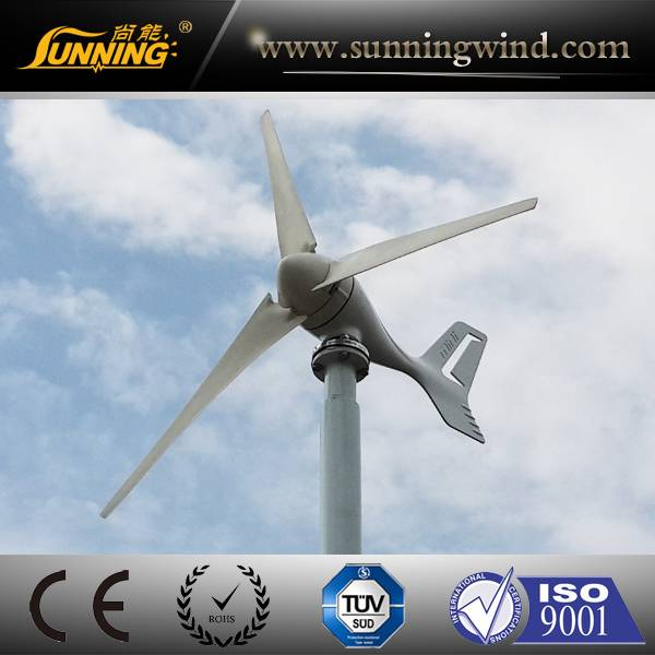 PROMOTION!! 300W 24V three blades wind generator