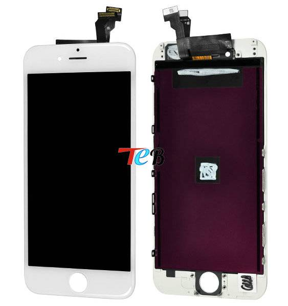 for iPhone 6 LCD Digitizer Black & White
