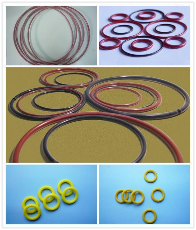 FEP O Ring/FEP Silicone O Ring/FEP Encapsulated O Ring