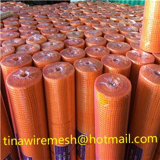 Fiberglass mesh for wall application