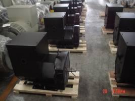 TWG II three phase brushless synchronous generator