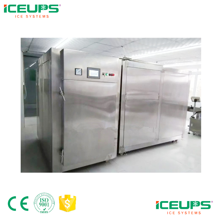Cooked meat pre cooling machine vacuum cooler
