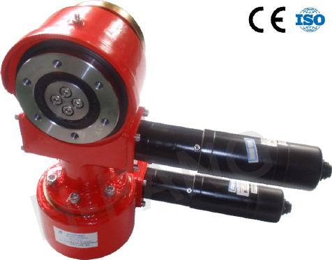 SDE3 dual axis slew drive
