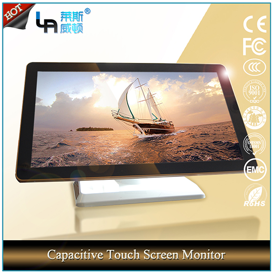 LASVD Prime quality 21.5 inch capacitive touch screen KTV monitor karaoke player