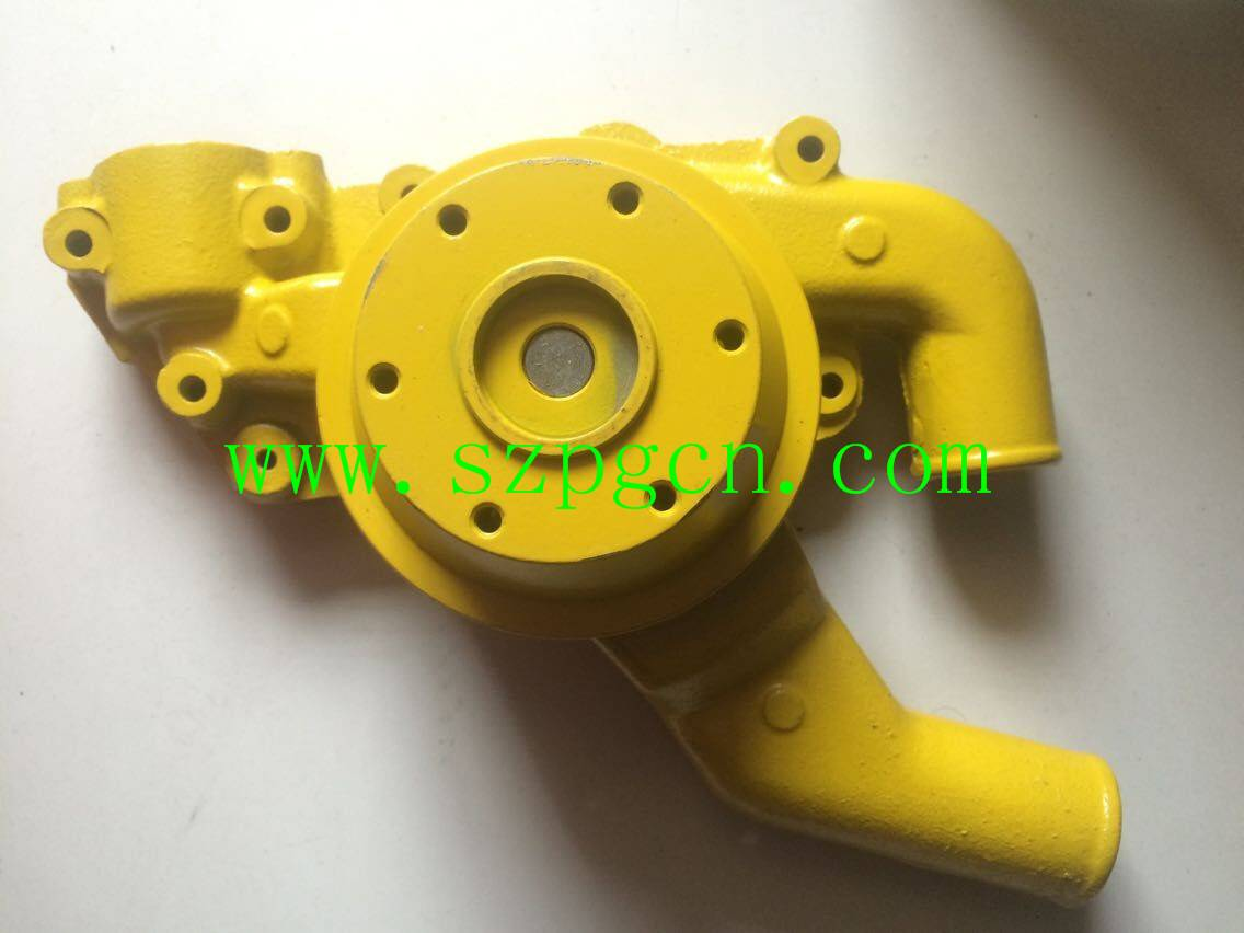 China Supplier 4D105-3 Water Pump 6140-60-1110 6131-62-1240 Cooling Pump for Excavator