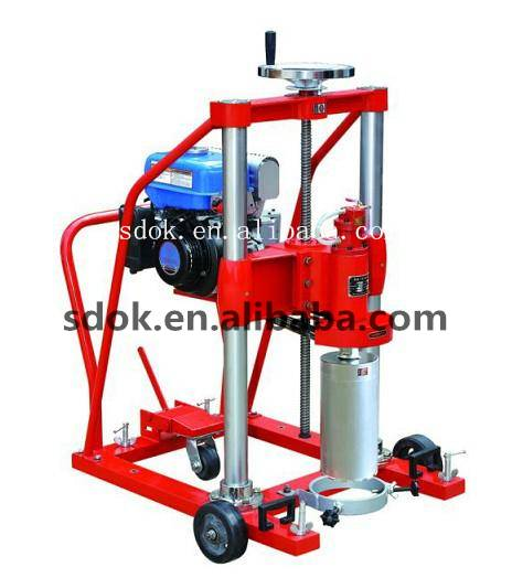 Best choice! OKHZ-20 Agricultural hydraulic core water well drilling machine,hs code of drill machin
