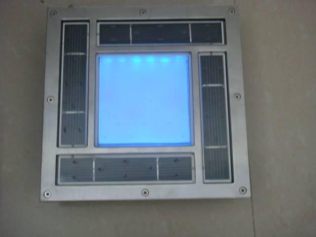 solar led brick