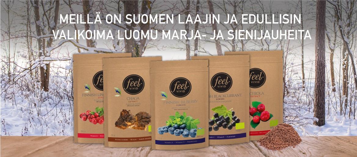 Feel Vivid Natural Products