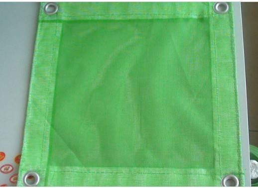 PVC coating scaffold net/ Flame Resistant Fabric