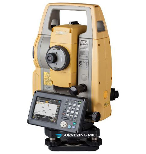 Topcon DS200 Series Motorized Total Station