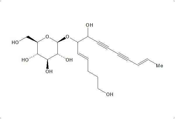 phytocompounds Lobetyolin reference materials