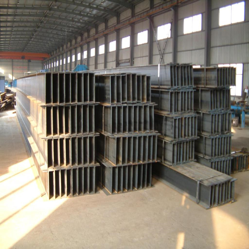 steel H beams China's supplier in GB ASTM EN JIS standard H beams