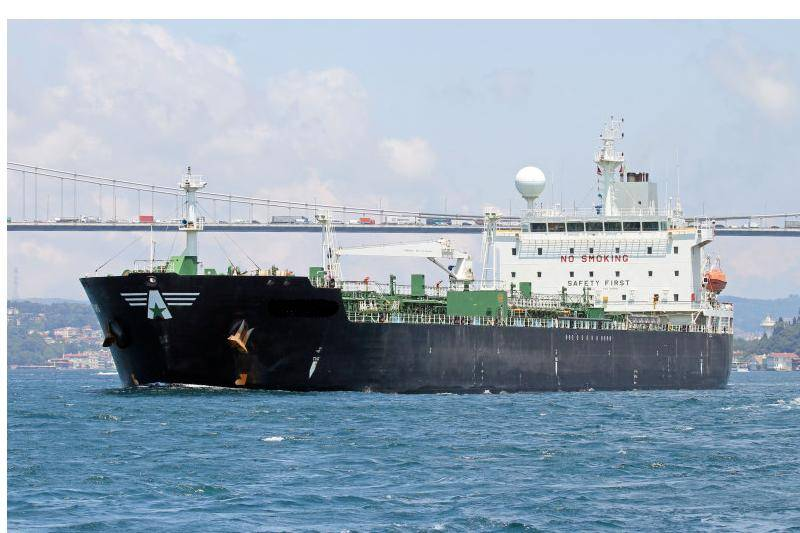 Oil tanker 36,038 DWT, Double Hull. 2001, Ref C4247