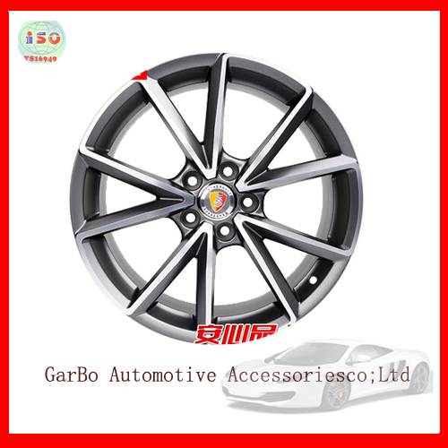auto wheel rims for audi A4L 18 19inch 5x112 66.4