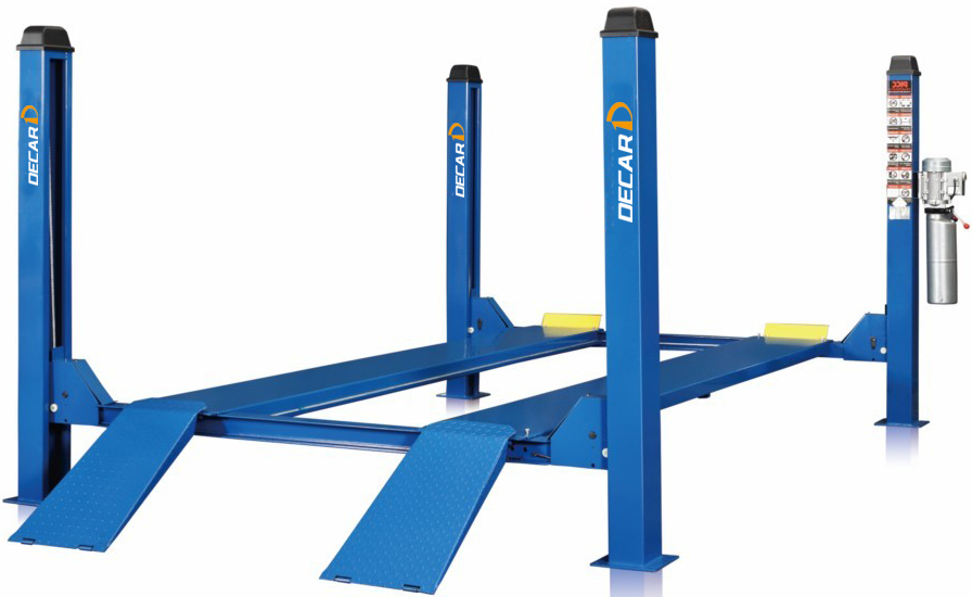 Factory supply hydraulic four post lift DK-F35