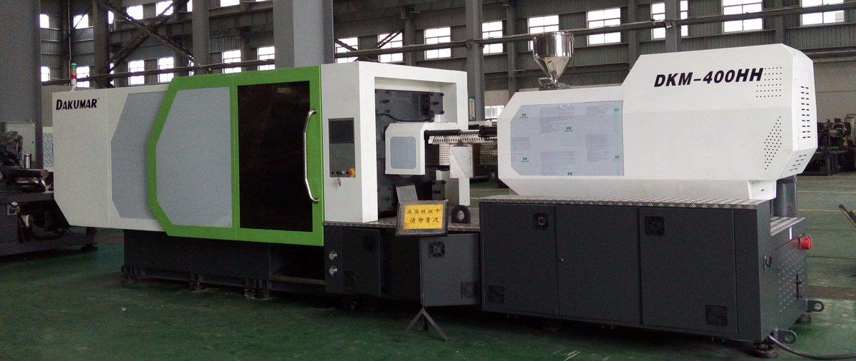 High Speed Ijnection Molding Machine DKM-400 ton