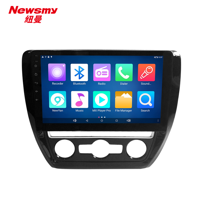 NM7100-01-H-H0( VW Sagitar 12-16)canbus Newsmy CarPad4 head unit Android 5.0 with Newyan APP