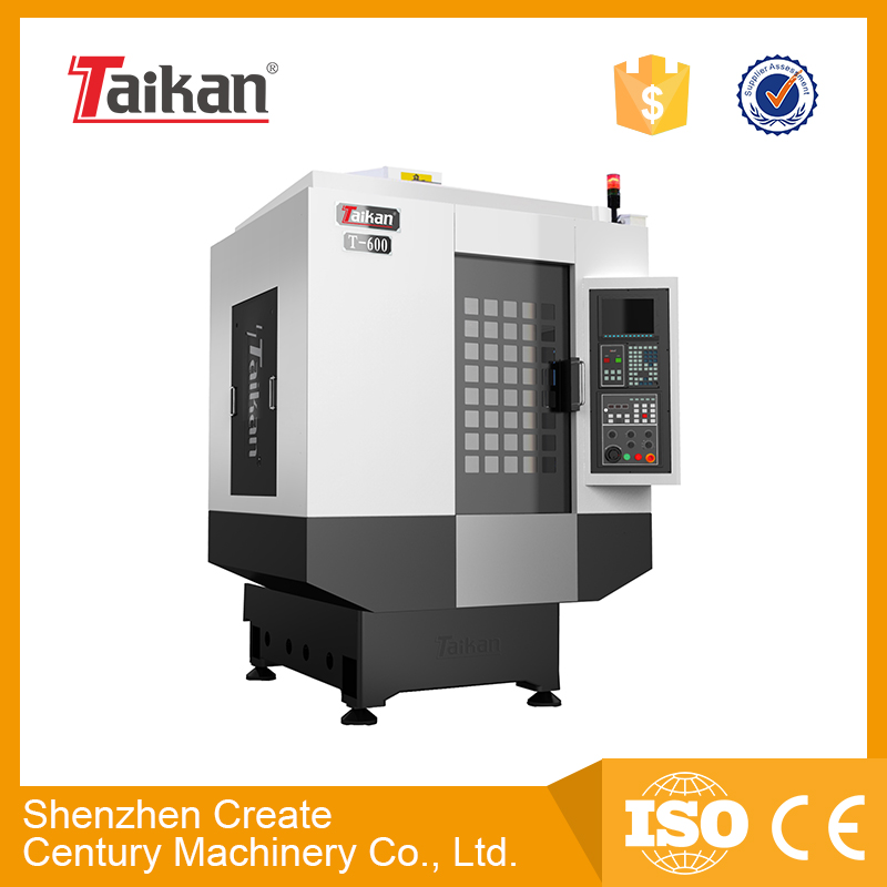 Mitsubishi/Fanuc control tapping center T-600