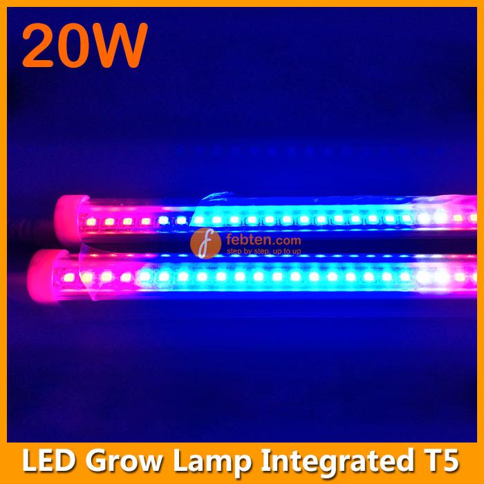 3FT 0.9M High Power 20W LED Grow Tube Light