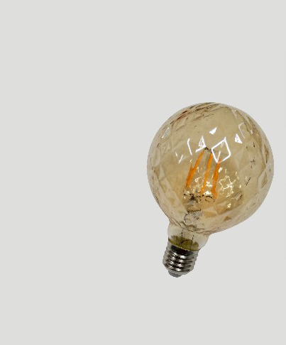 G95Pineapple Golden LED bulb light