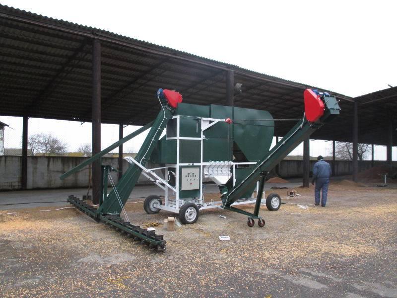 Mobile Grain Cleaner MGC-25