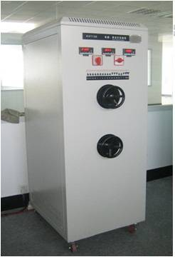 Resistance and inductance load cabinet