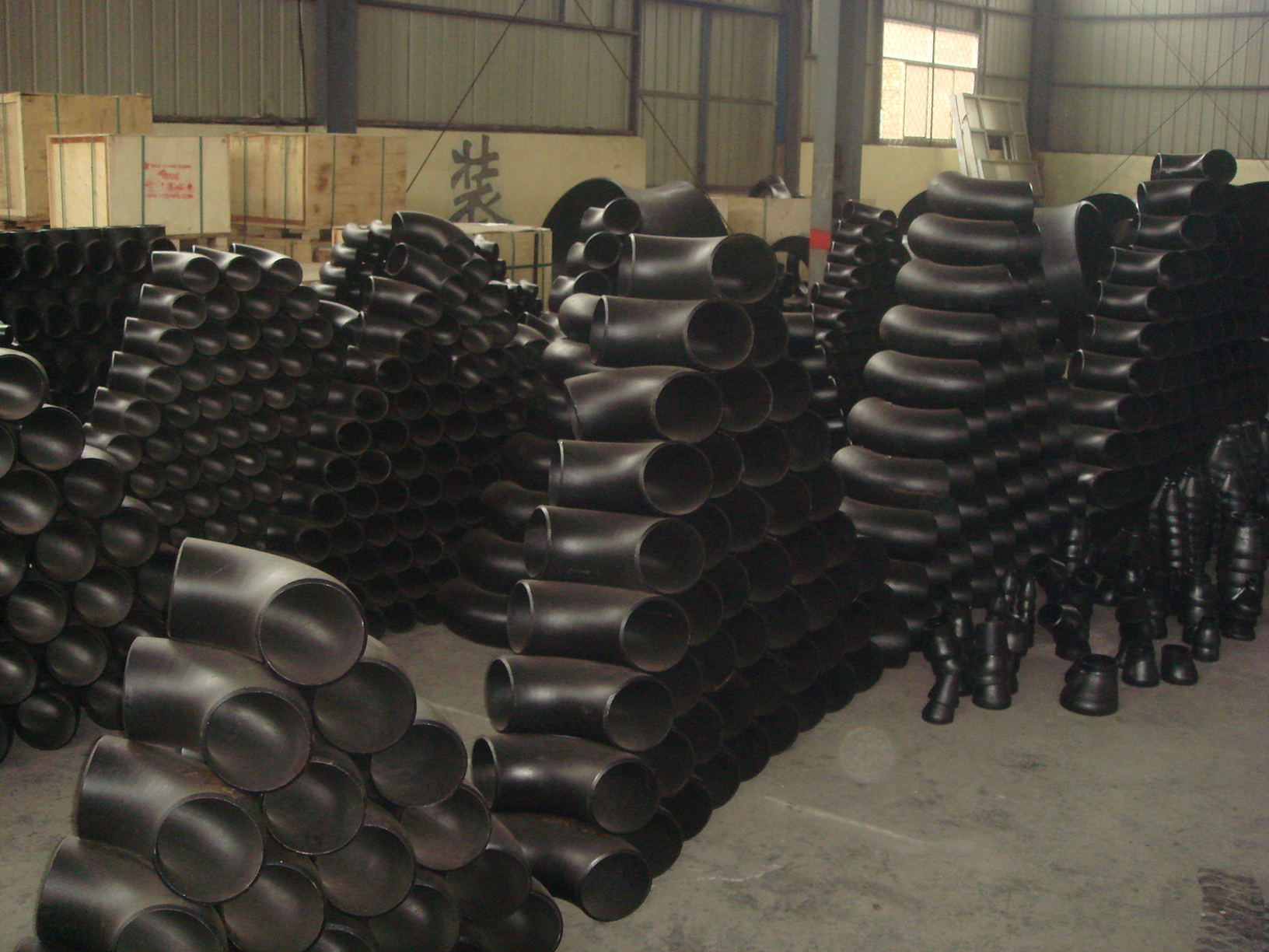 B16.9 Seamless Carbon Steel Pipe Fittings