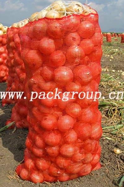 pp onion mesh bag