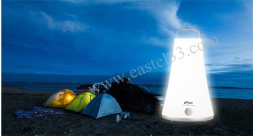 T111 touch control camping lamp with rechargeable usb