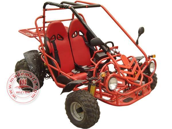150CC EEC Go Kart (WZGC1506 EEC)