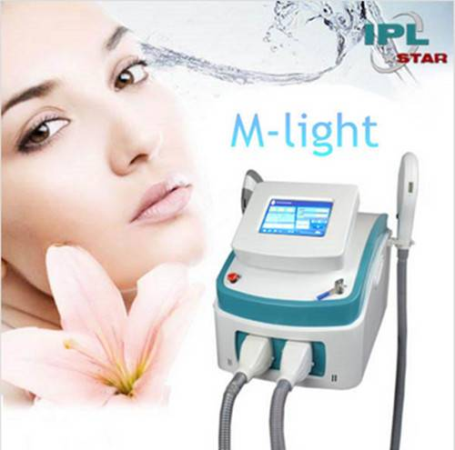 portable multifunctional ipl shr elight beauty machine