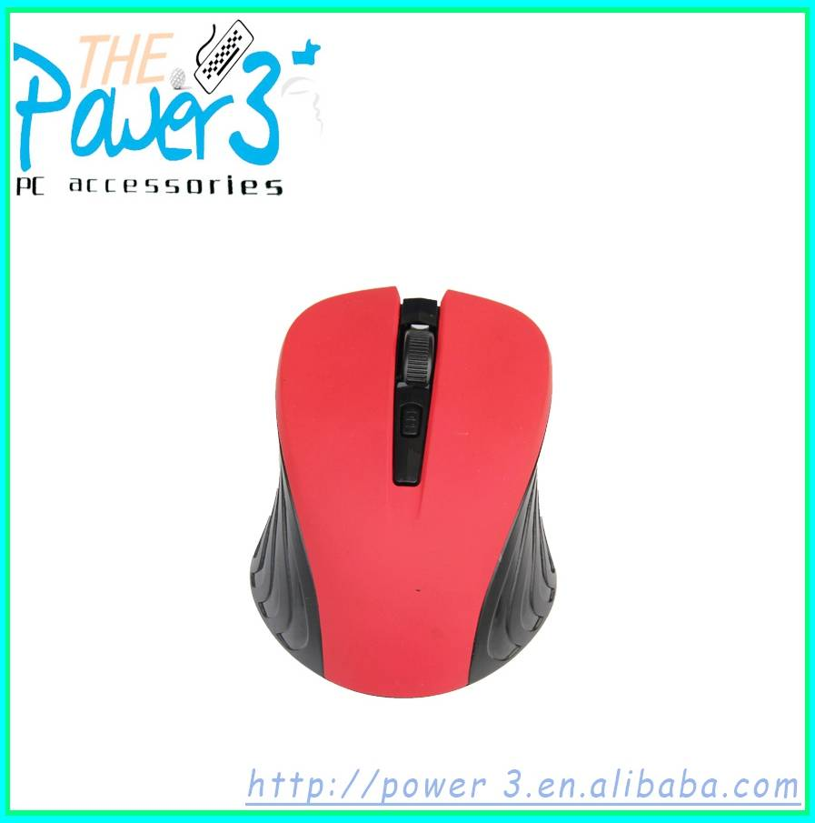 2.4ghz computer siberian mouse with high quality