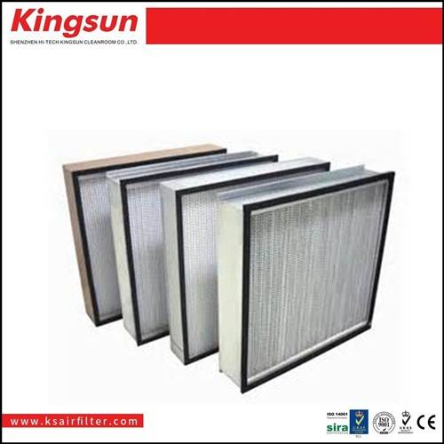 high efficiency h14 hepa filter for laboratory