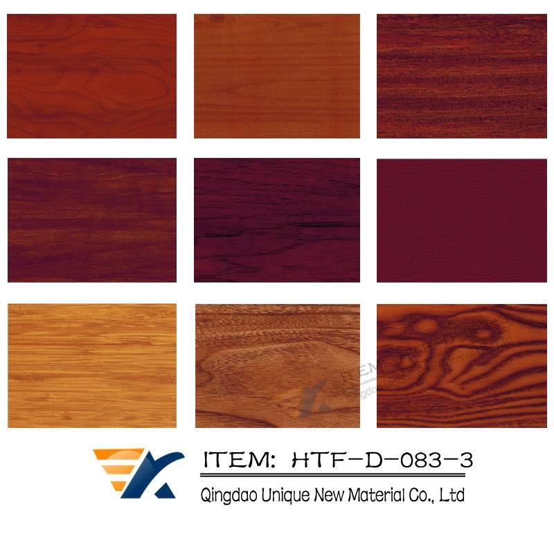 Baseboard transfer foil, Wood grain transfer foil,WPC transfer foil, floor transfer foil