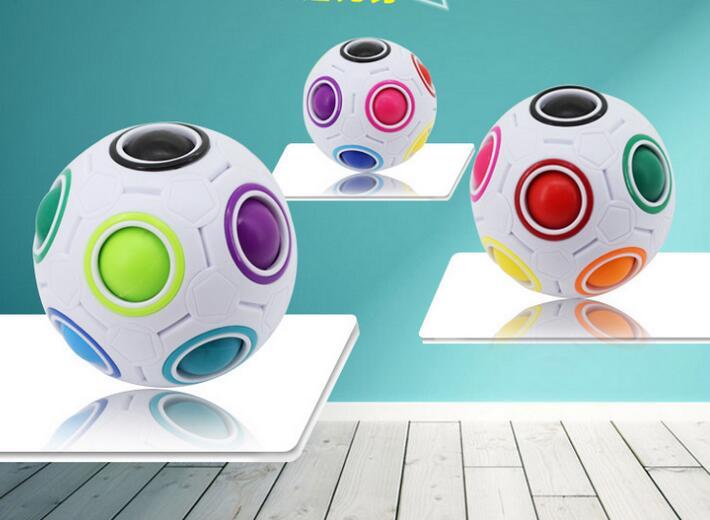 New Arrival Football Magic Speedcube