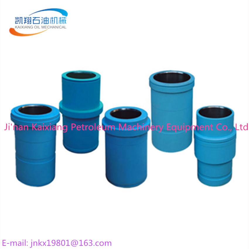 BOMCO F1300 F1600 Drilling Mud Pump Parts Cylinder Liner