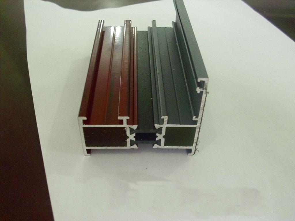 Customized Aluminium building material aluminium extrusion profile