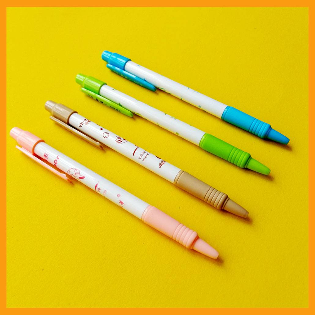 Wholesale cheap plastic ball pen