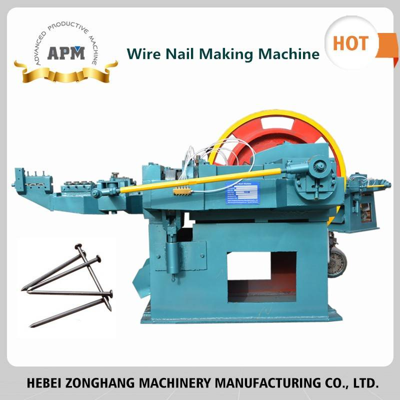 China Nail Making Machine