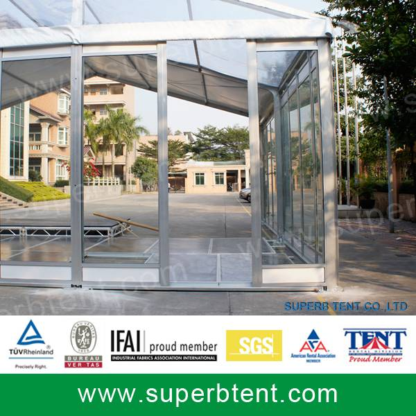 Manufacturer of translucent tent for sales